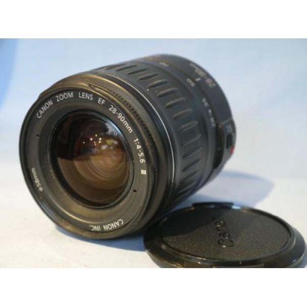 Objektyvas Canon EF 28-90 mm f/4-5.6 III