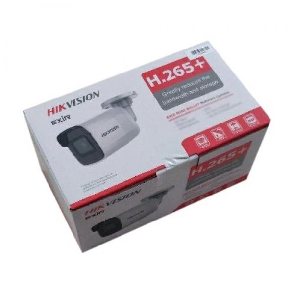 Nauja kamera HIK Vision H265+ Mini Bullet