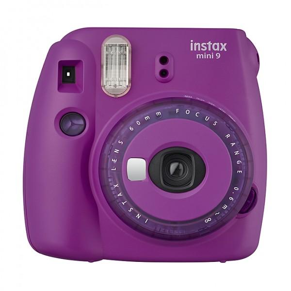 Naujas momentinis fotoaparatas FUJIFILM Instax mini 9