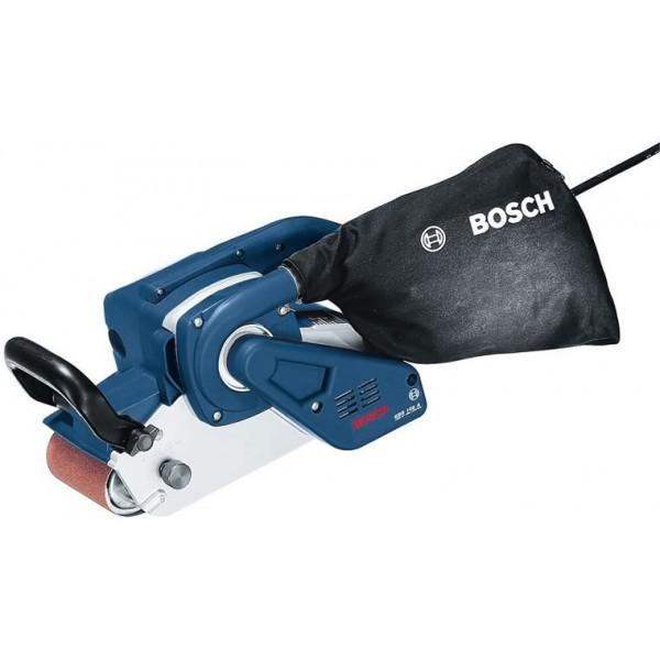 Juostinis šlifuoklis Bosch GBS 100 AE