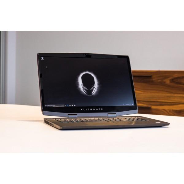 Naujas nešiojamas kompiuteris Alienware M17 i7/16gb/512gb ssd+1tb