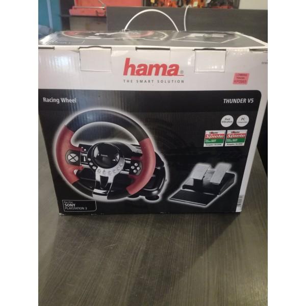 Naujas vairas Hama Thunder V5