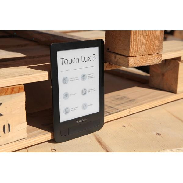 Elektroninė skaityklė PocketBook Touch Lux 3
