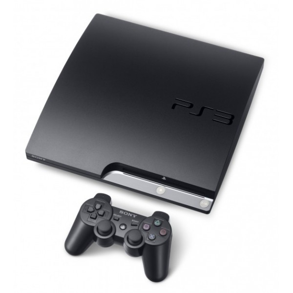 PlayStation 3 Slim.