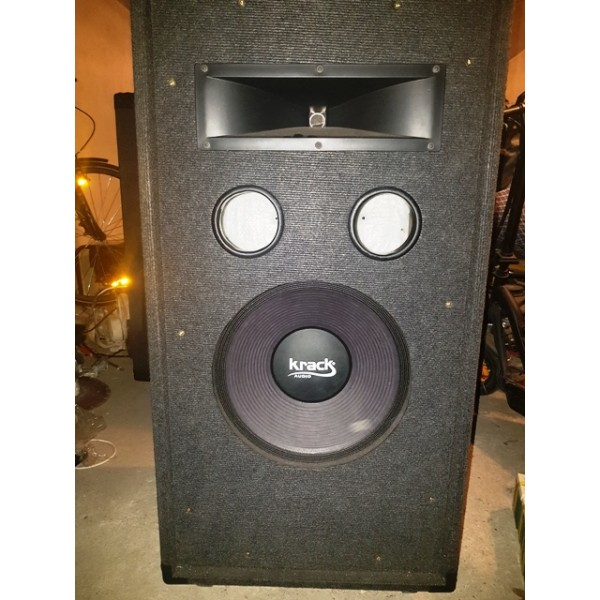 Krack audio