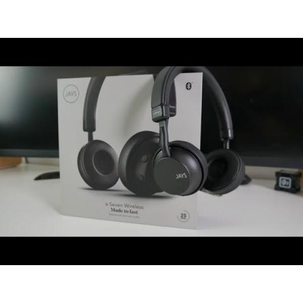 Naujos ausinės Jays A-Seven Wireless