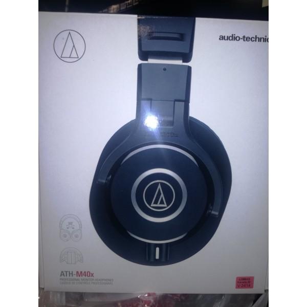 Naujos ausinės Audio-technica Ath-M40x. Garantija.