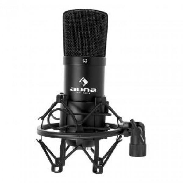 Naujas mikrofonas Auna