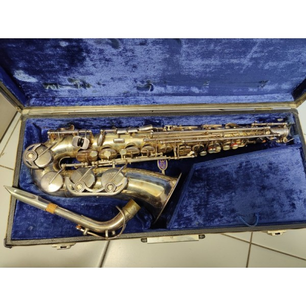 Saksofonas B&S Markneukirchen Klingenthal