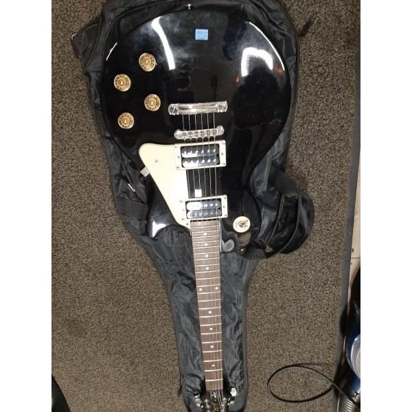 Elektrinė gitara Les Paul Epiphone 100