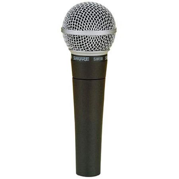 Shure sm58 mikrofonas