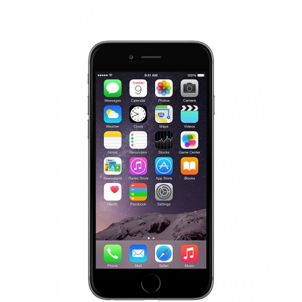 Iphone 6s 16 GB. Space gray.
