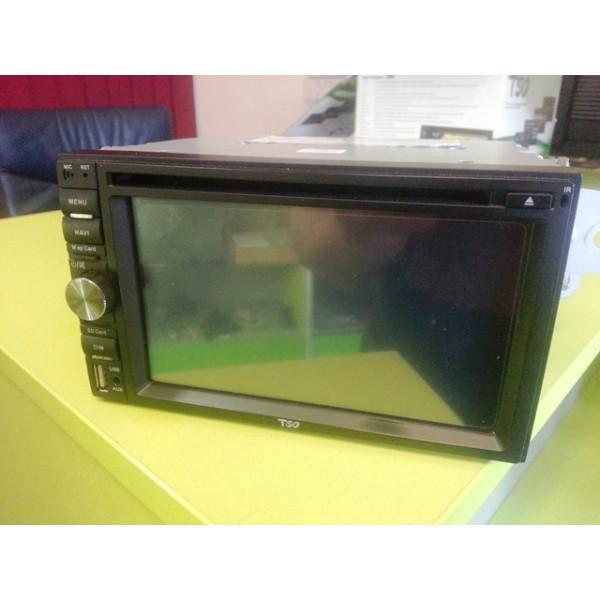 T50 Car DVD multimedia player/ Navigation system