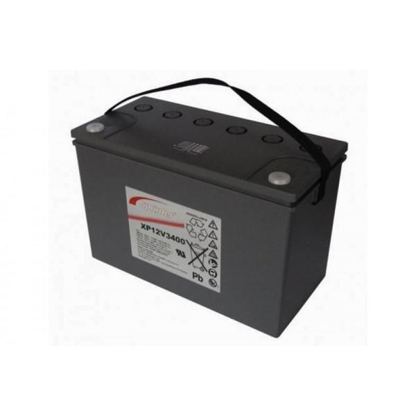 Naujas Exide Sprinter Xp12v3400