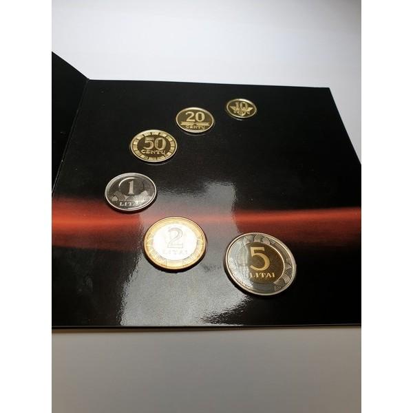 2003m. Lietuvos Respublikos monetų rinkinys