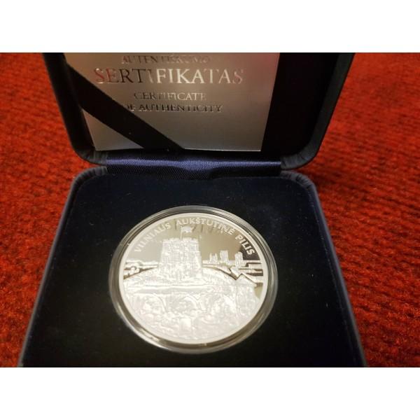 Sidabrinė moneta 50 Lt