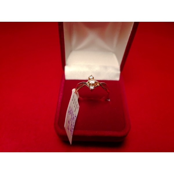 Auksinis žiedas.