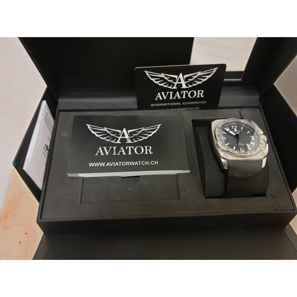 Laikrodis Aviator Mig Edition (M.1.12.0.051.6)