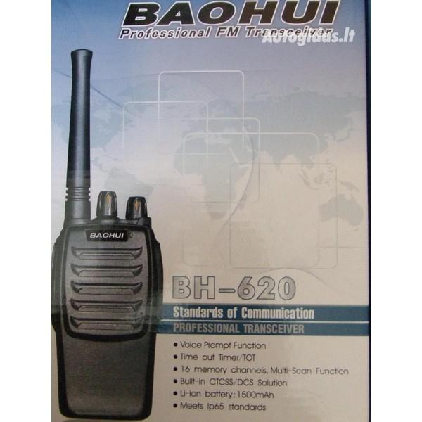 Racija Baohui BH-620. Nauja.