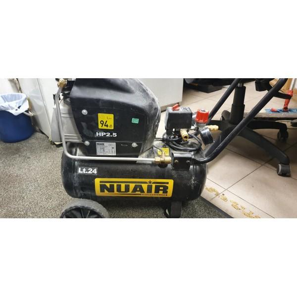 Oro kompresorius Nuair FC2,5/24cm2